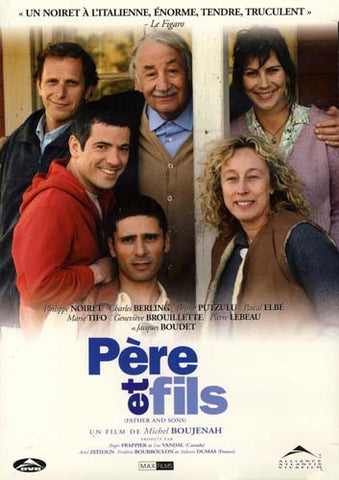 Pere et Fils / Father and Sons DVD Movie