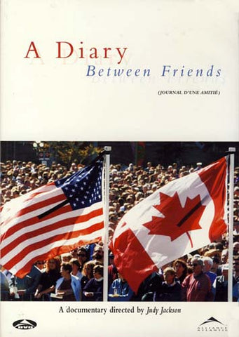 A Diary Between Friends (Bilingual) DVD Movie