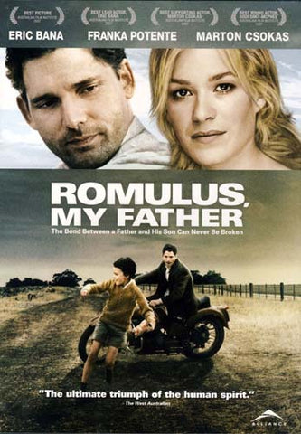Romulus, My Father DVD Movie