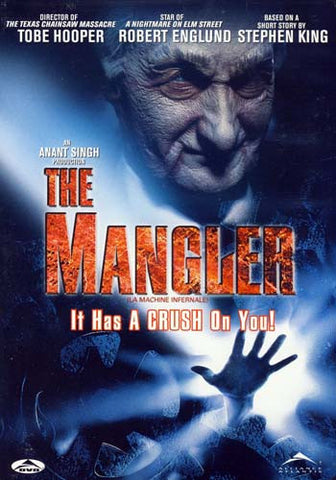 The Mangler (Bilingual) DVD Movie