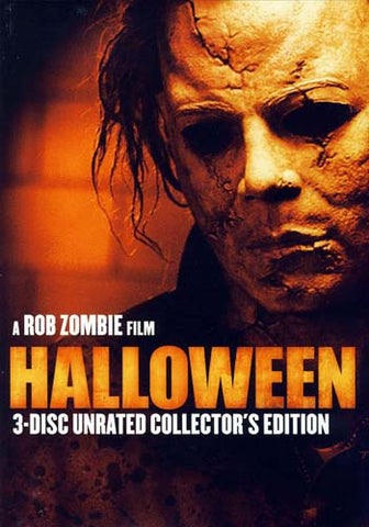 Halloween (Three-Disc Unrated Collector's Edition) (Boxset) DVD Movie