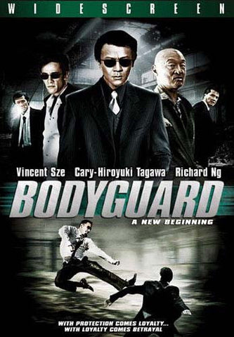 Bodyguard - A New Beginning (LG) DVD Movie