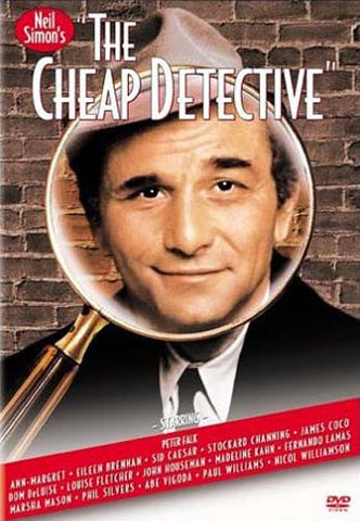 The Cheap Detective (Fullscreen) DVD Movie