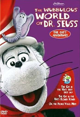 The Wubbulous World of Dr. Seuss - The Cat's Adventures DVD Movie