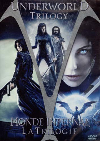 Underworld Trilogy (Boxset) (Bilingual) DVD Movie