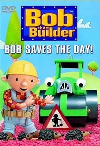 Bob the Builder - Bob Saves The Day! DVD Movie