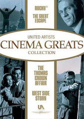 Cinema Greats (Rocky/The Great Escape/West Side Story/The Thomas Crown Affair) (Boxset)