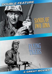 Sands Of Iwo Jima / Flying Tigers (Double Feature)