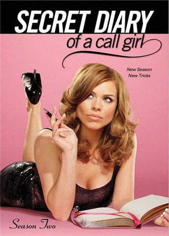 Secret Diary Of A Call Girl - Season 2 DVD Movie