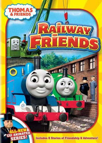 Thomas And Friends - Railway Friends DVD Movie