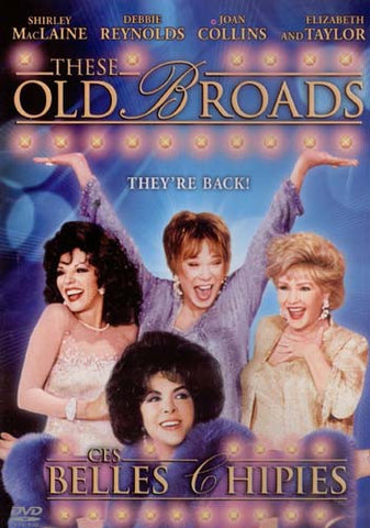 These Old Broads DVD Movie