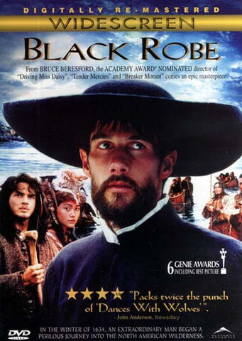 Black Robe (Alliance) DVD Movie