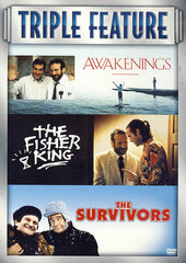 Awakenings / Fisher King / The Survivors (Triple Feature)