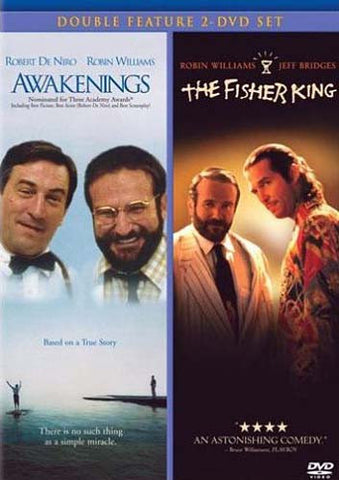Awakenings/The Fisher King (Double Feature) DVD Movie