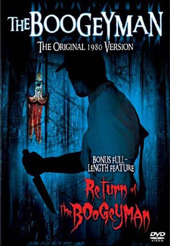 The Boogeyman / Return Of The Boogeyman (Double Feature) DVD Movie