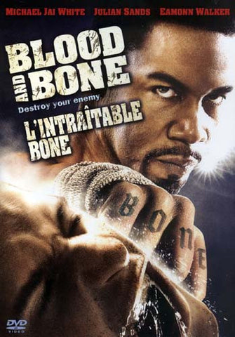 Blood And Bone (Bilingual) DVD Movie