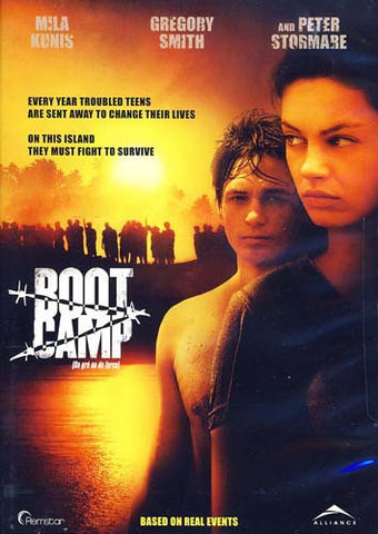 Boot Camp (Bilingual) DVD Movie
