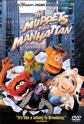 The Muppets Take Manhattan (Widescreen/Fullscreen) DVD Movie