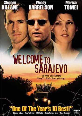 Welcome To Sarajevo (Bilingual) DVD Movie
