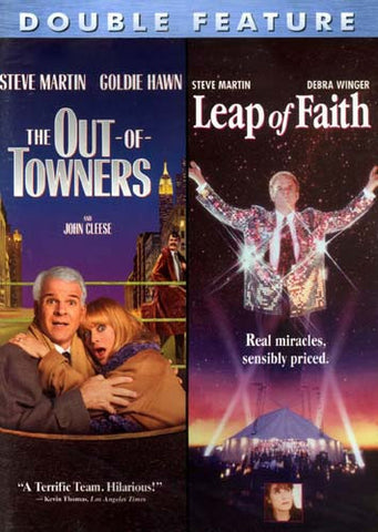 The Out Of Towners/Leap Of Faith DVD Movie
