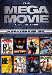 The Mega Movie Collection - 8 Feature Films (Boxset)