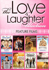 The Love And Laughter Collection - 8 Feature Films (Boxset)