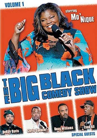 The Big Black Comedy Show, Vol. 1 DVD Movie