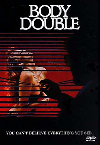 Body Double DVD Movie