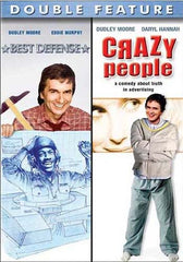 Best Defense/Crazy People (Double Feature)