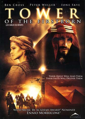 Tower of the Firstborn(Bilingual) DVD Movie