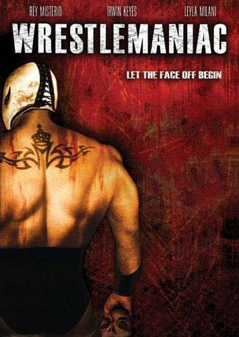 Wrestlemaniac DVD Movie