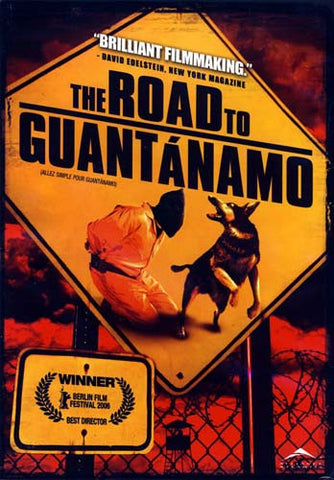 The Road to Guantanamo (Bilingual) DVD Movie