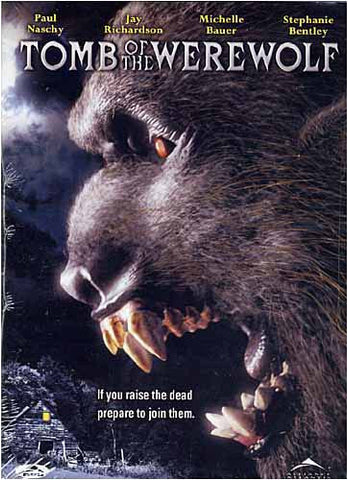 Tomb of the Werewolf DVD Movie