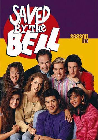 Saved By the Bell - Season Five (Boxset) DVD Movie
