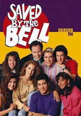 Saved By the Bell - Season Five (Boxset)