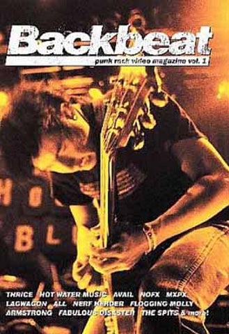 Backbeat - Punk Rock Video Magazine, Vol. 1 DVD Movie