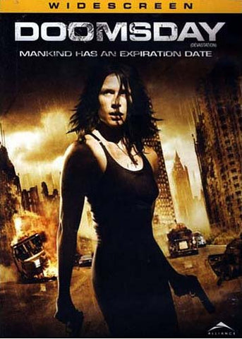 Doomsday - (Rated) (Widescreen) (Bilingual) DVD Movie
