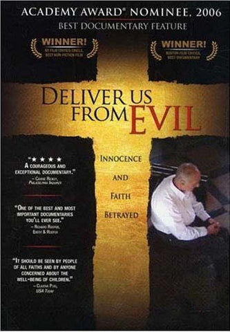 Deliver Us From Evil DVD Movie
