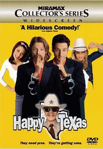 Happy, Texas (Miramax Collector's Series) DVD Movie