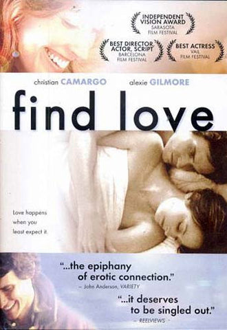 Find Love DVD Movie