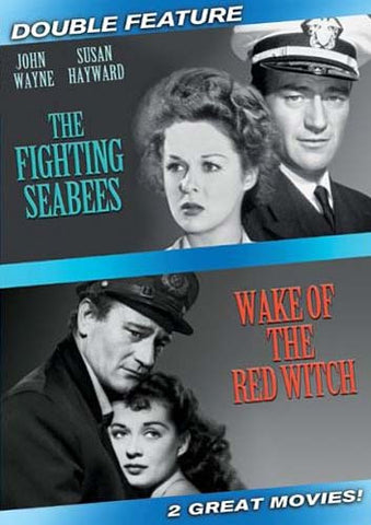 The Fighting Seabees / Wake Of The Red Witch (Double Feature) DVD Movie