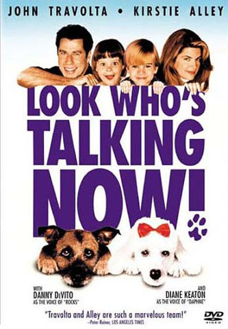 Look Who's Talking Now DVD Movie