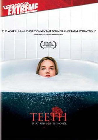 Teeth DVD Movie