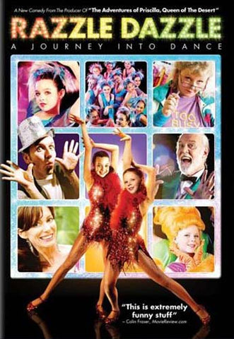 Razzle Dazzle: A Journey into Dance DVD Movie