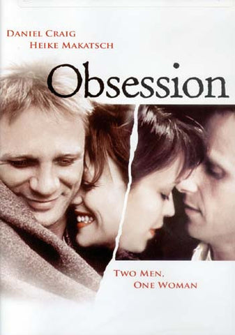 Obsession (Daniel Craig) DVD Movie