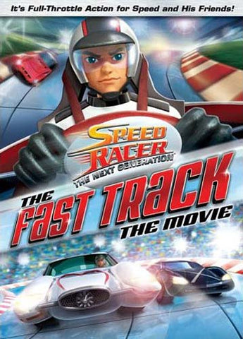 Speed Racer: The Next Generation - The Fast Track DVD Movie
