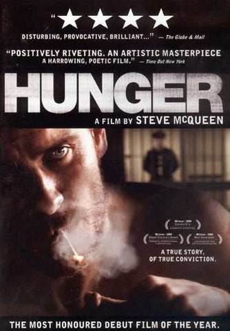Hunger DVD Movie