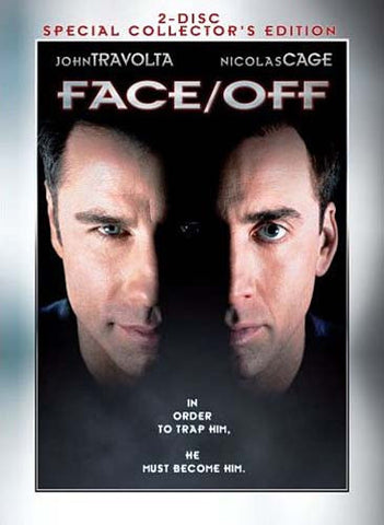 Face/Off (Two-Disc Special Collector's Edition) DVD Movie
