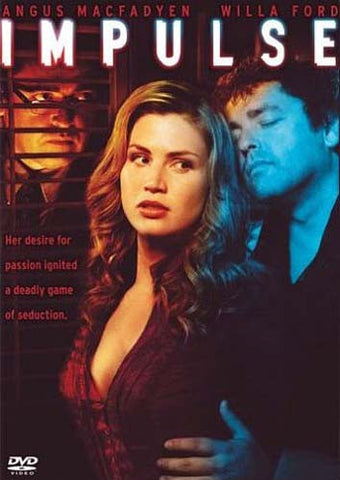 Impulse (Angus Macfadyen) DVD Movie