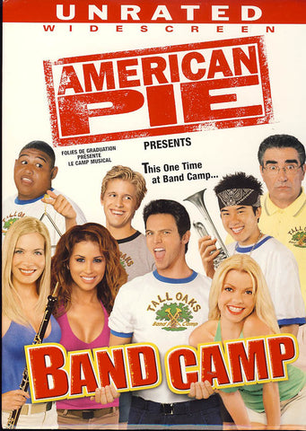 American Pie - Band Camp (Unrated Widescreen Edition) (Bilingual) DVD Movie